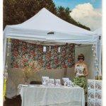 Walthamstow garden party - Stalls 1