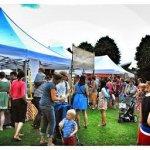 Walthamstow garden party - Stalls 3